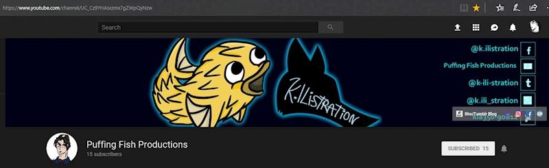 Ko-fi - Update: YouTube & Illustration - Ko-fi ❤️ Where