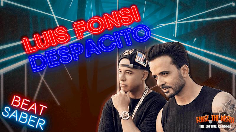Ko-fi - DID NOT EXPECT THIS!? | Beat Saber - Luis Fonsi