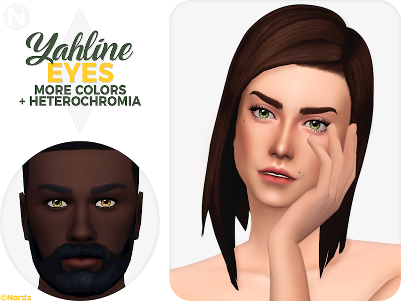 Ko-fi - Yahline Eyes 2 0 + Heterochromia - Ko-fi ❤️ Where creators